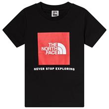Black Logo Box T-shirtXS (6 years)