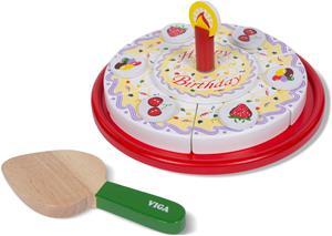 VIGALeikkiruoka Syntymäpäiväkakku