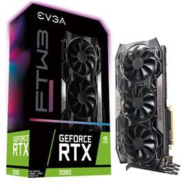 EVGA GeForce RTX 2080 FTW3 ULTRA GAMING (08G-P4-2287-KR) 8 GB, PCI-E, näytönohjain