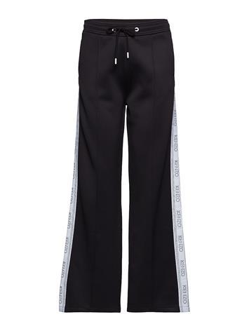 Kenzo Fashion Pants Main Musta