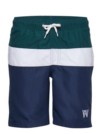 The New Kio Swim Shorts Sininen