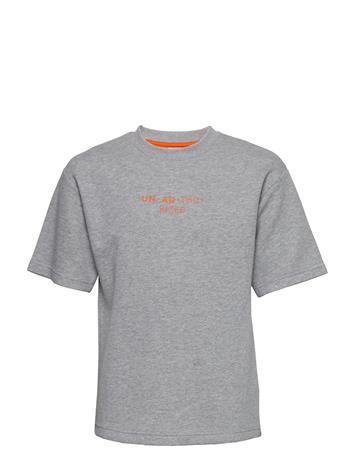 Unauthorized Lucas T-Shirt Harmaa