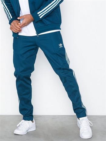 Adidas Originals Beckenbauer Tp Housut Sininen