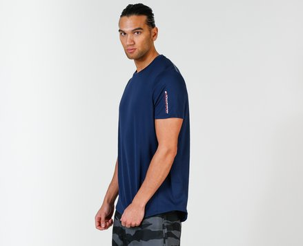 Tommy Sport T-Shirt With Back Detail