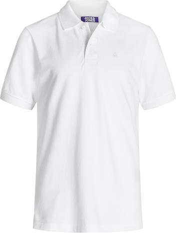 Jack & Jones Pikeepaita, White 128