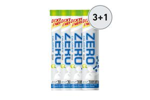 Zero Calories effervescent tablets 3+1 free