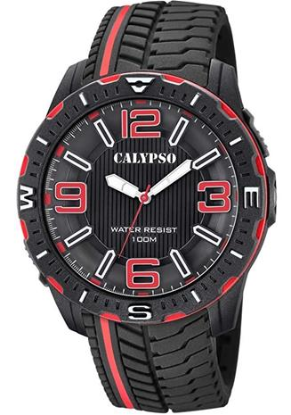 Calypso Mens Analogue Street Style K5762-5