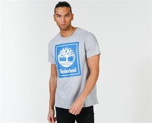 Timberland YCC SS Tee Stack Logo Eclectic