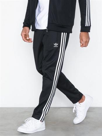Adidas Originals Beckenbauer Tp Housut Musta