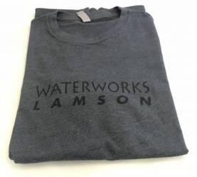 Lamson T-paita #L Harmaa Gen II