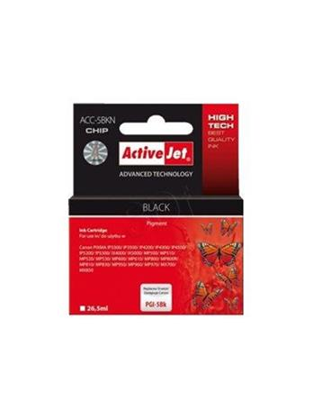 ActiveJet ACC-5BN, mustekasetti