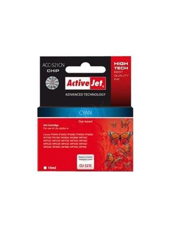 ActiveJet ACC-521CN, mustekasetti