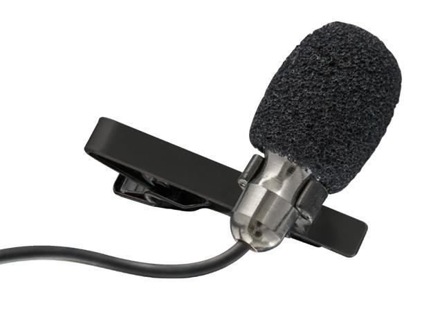 Trust Lava Clip-On, mikrofoni