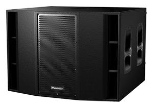 Pioneer XPRS215S, subwoofer