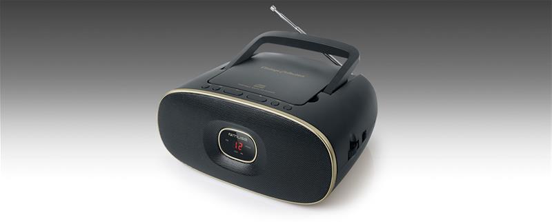 Muse MD202 boombox, CD-soitin