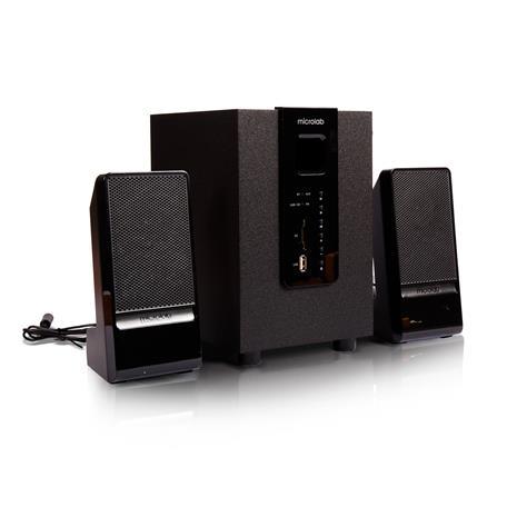 Microlab M-100BT, Bluetooth-kaiuttimet