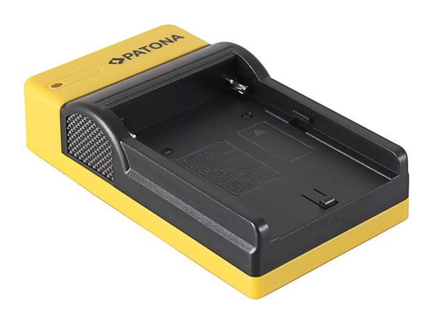 Sony NP-F950/NP-F960/NP-F970 USB-laturi
