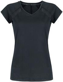 Black Premium by EMP Shades Of Truth Naisten T-paita sininen-musta