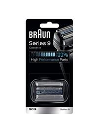 Braun 90B Series 9, teräverkko ja terä
