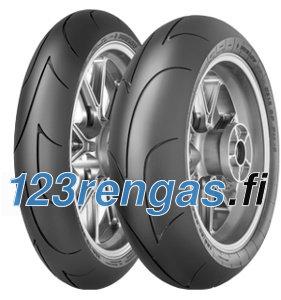 Dunlop D213 GP Pro ( 200/60 ZR17 TL (80W) takapyörä, M/C, kumiseos MS 4 Race ) Moottoripyörän renkaat