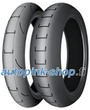 Michelin Power Supermoto ( 120/80 R16 TL kumiseos RAIN, NHS, etupyörä )