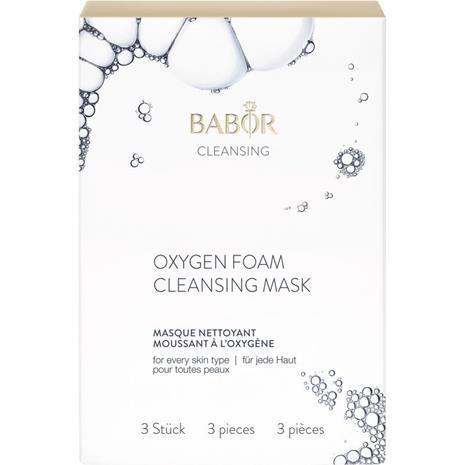 Babor Oxygen Foam Cleansing Mask