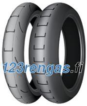 Michelin Power Supermoto ( 120/80 R16 TL kumiseos RAIN, NHS, etupyörä ) Moottoripyörän renkaat