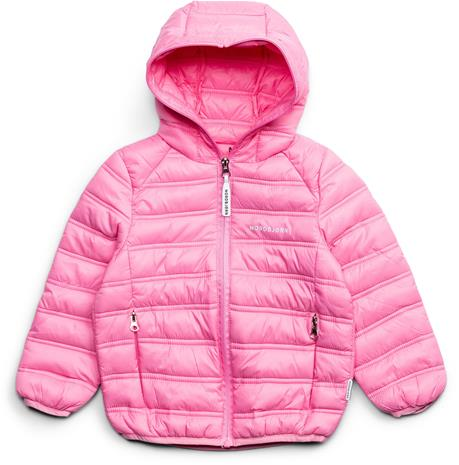 Nordbjørn Rosendal Kevyttoppatakki, Pink 150