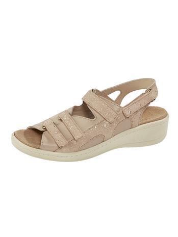 """Vamos """"Sandaalit vaivaisenluujaloille punainen"""""""