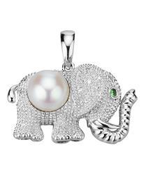 """Diemer Perle"""" """"Elefanttiriipus valkoinen"""
