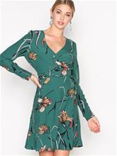 Y.A.S Yaslavea Ls Wrap Dress