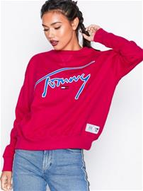 Tommy Jeans TJM Tommy SIgnature crew