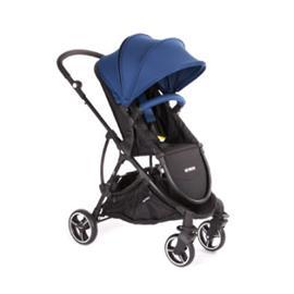 BABY MONSTER Värisetti Globe -rattaisiin, Midnight - sininen