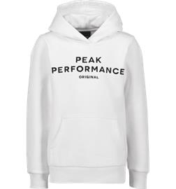 Peak Performance J ORIGINAL HOOD WHITE