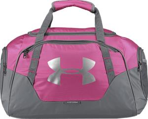 Under Armour UNDENIABLE DUFFEL 3.0 XS TROPIC PINK/GRAPHI