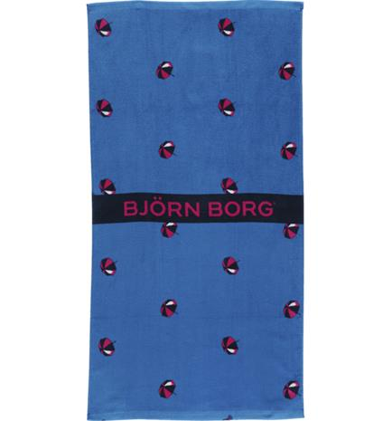 Björn Borg BEACH TOWEL GIVEAWAY BLUE