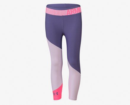 Under Armour Color Block Ankle Crop Youth