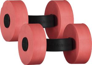 Malmsten DUMBBELL WATERAEROBIC SL RED