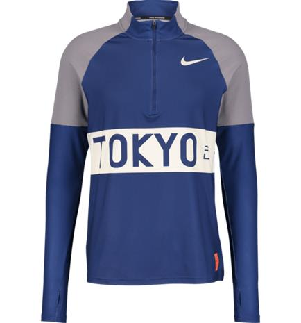 Nike M NK ELMNT TOP HZ TKO INDIGO FORCE/DESER