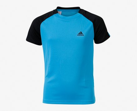 adidas Club Colour Block Tee Youth