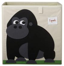 3Sprouts Storage Box säilytyskori gorilla