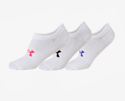 Under Armour Essential No Show 6-Pack Youth