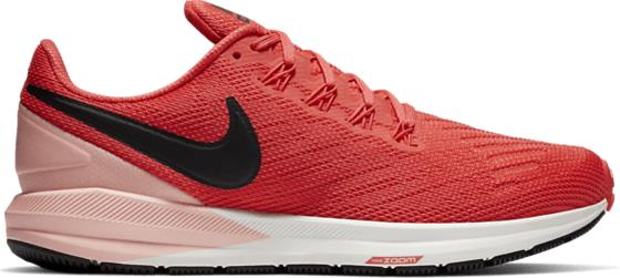 Nike W NIKE AIR ZOOM STRUCTURE 22 EMBER GLOW/OIL GRE