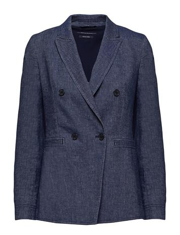 Marc O'Polo Blazer, Tailored Denim, Double Brea Sininen