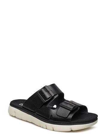 Camper Oruga Sandal Musta, Naisten kengät