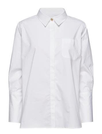 BUSNEL Lannilis Shirt Valkoinen
