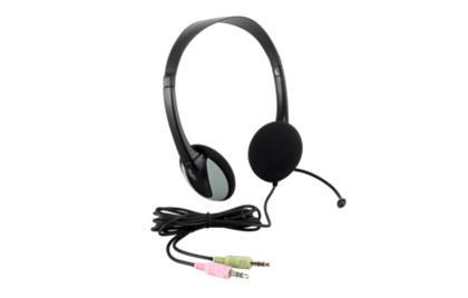 Fujitsu Communicator Headset, kuulokkeet mikrofonilla