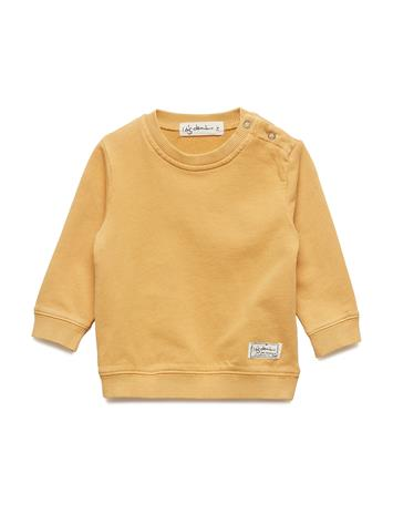 I dig denim Jean Sweater Keltainen