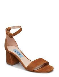 Apair Classic Sandal Low Ruskea