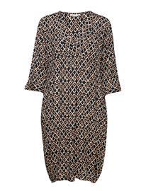 Masai Nakato Dress Ruskea
